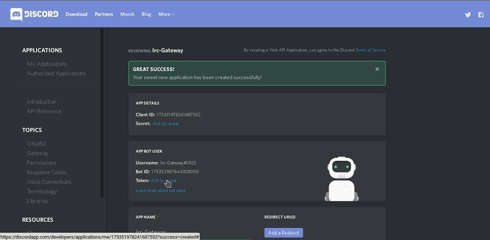 Create a Discord Bot - Step 5