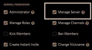 Adding Bots to Discord Server - Step 1